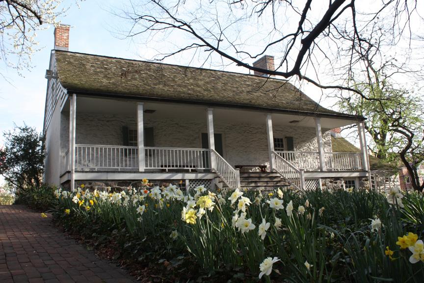 Dyckman Farmhouse Museum #2, 2010 small