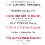 1870 June Auction Booklet