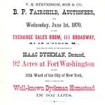 1870 June Auction Booklet