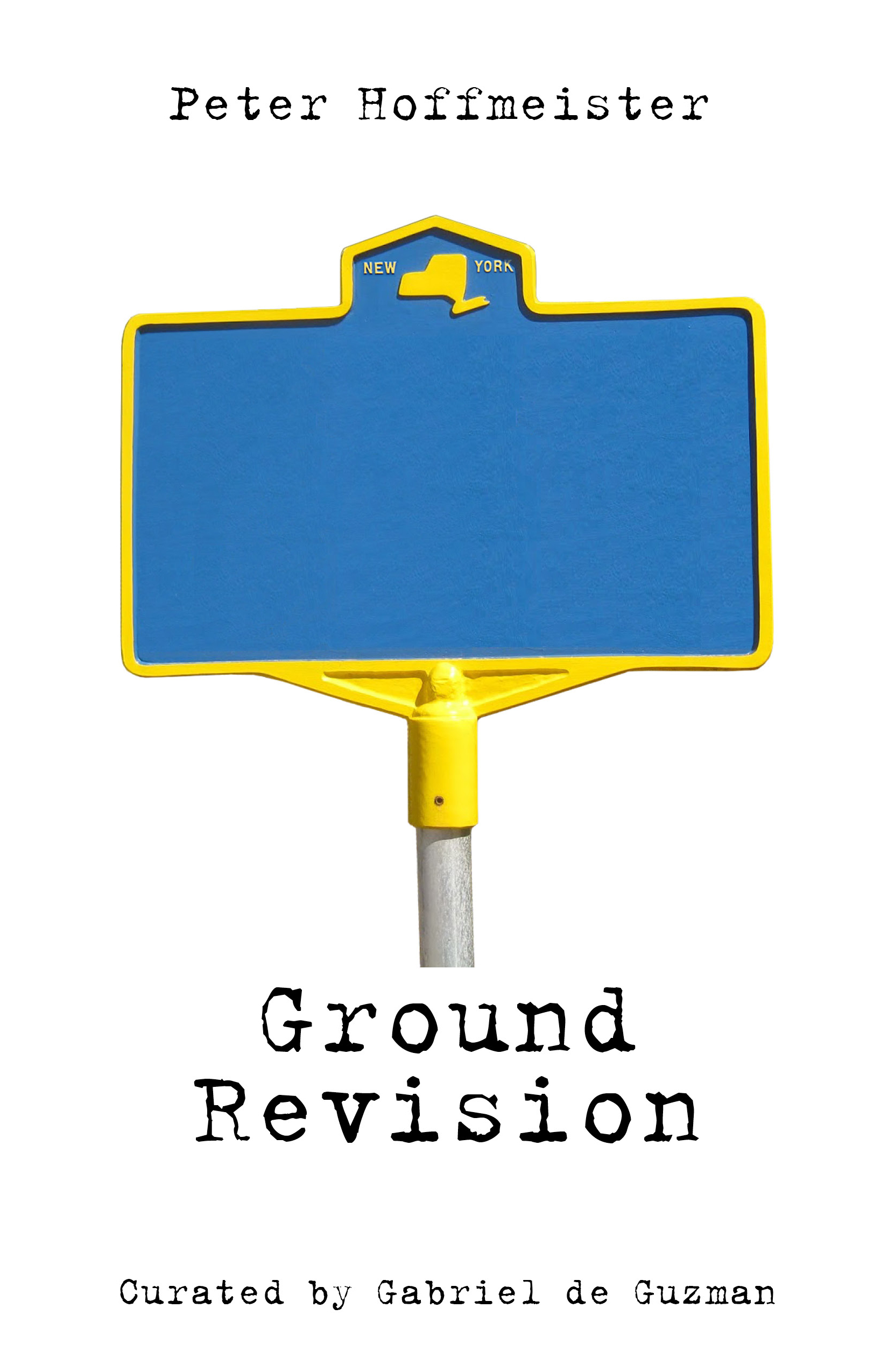Ground Revision_Pamphlet Cover